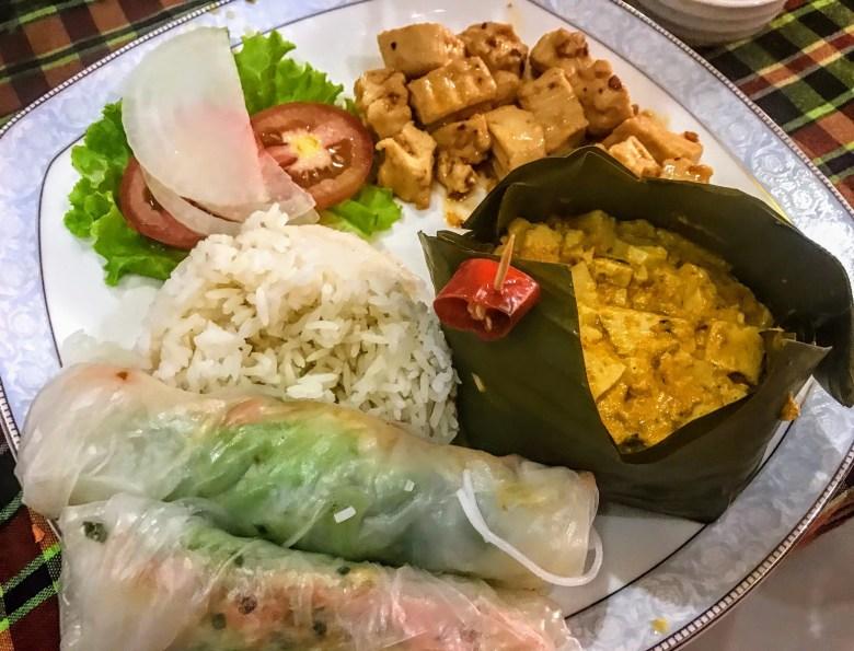 Cambodian food, Nary Cooking Class, Battambang
