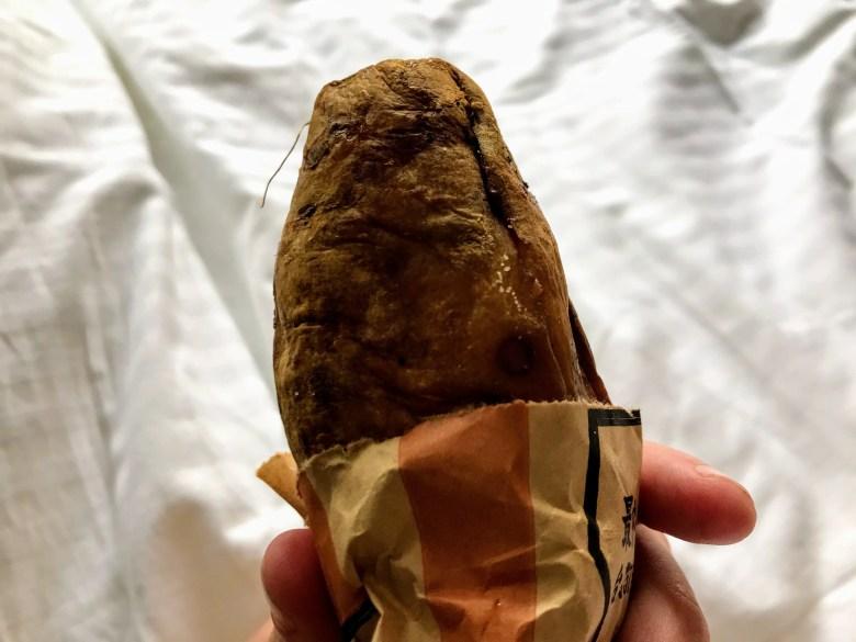 Baked sweet potato, Taiwan