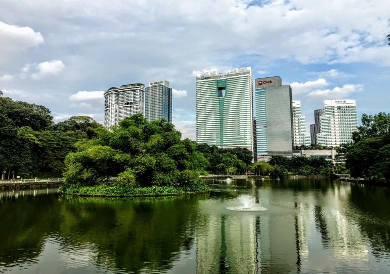 Perdana Botanical Gardens, Kuala Lumpur, Malaysia