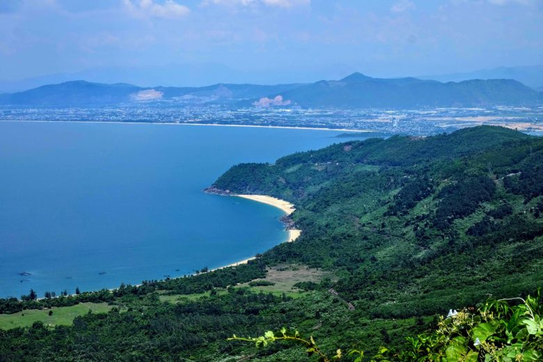 Hai Van Pass from Top Gear, Da Nang, Vietnam
