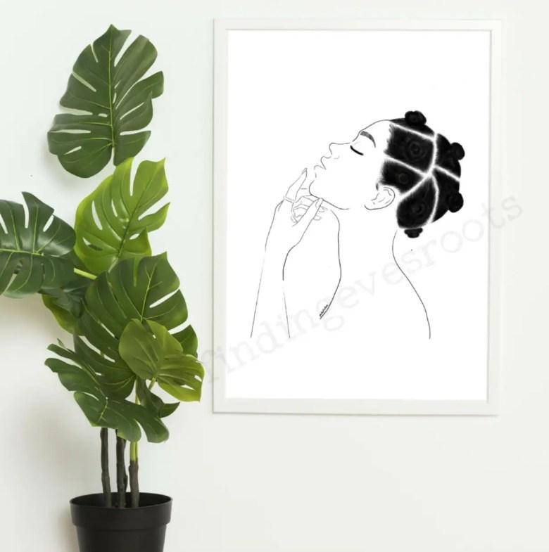 Art print, Etsy UK