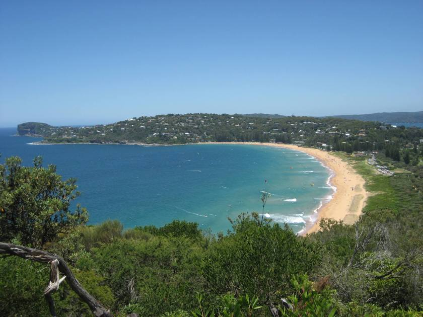 An image of Palm Beach, NSW. A great place for outdoor activities in Sydney