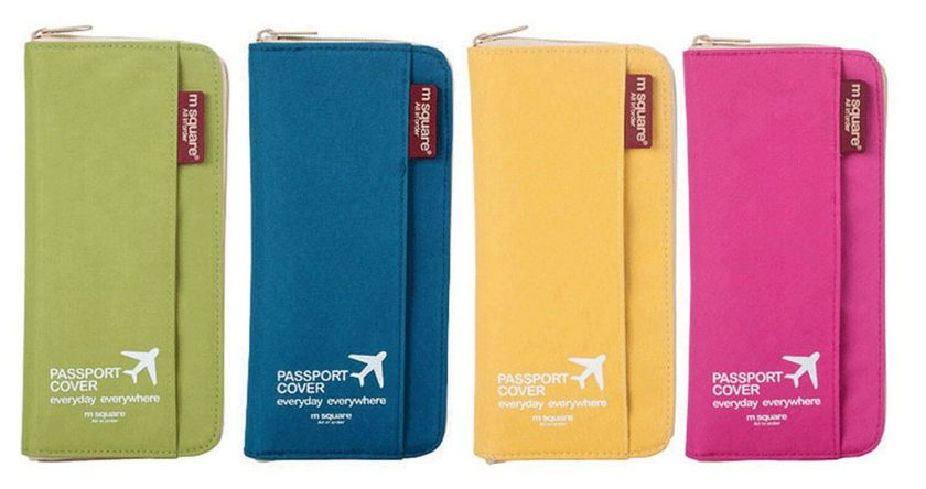 An image of a safety document holder made by m square