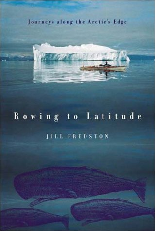The front cover of the book Rowing to Latitude