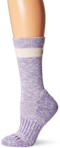 5. Carhartt Women's Merino Wool Blend Hiker Crew Socks