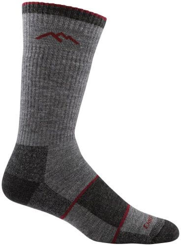 1. Darn Tough Men's Merino Wool Hiker Boot Sock