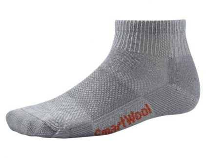 An image showcasing ultra light mini socks by the famous smartwool brand. Ideally suited for tropical conditions