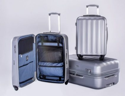 An image of some of the best luggage is shown here