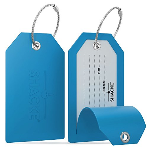 Shacke Luggage Tag review