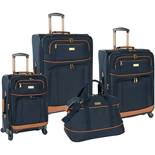 7. Tommy Bahama - Mojito 4 piece luggage set