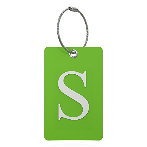 Initial Luggage Tag by Shacke