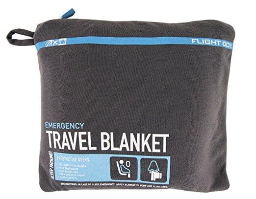 Flight 001 Travel Blanket review