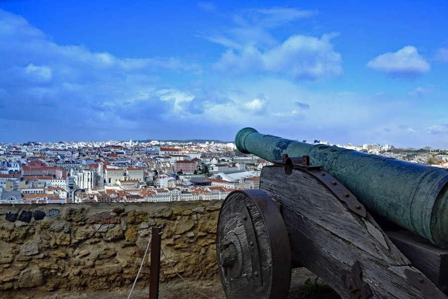 View from Sao Jorge