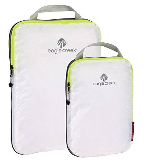 5. Eagle Creek - Pack-It Specter Compression Cube Set