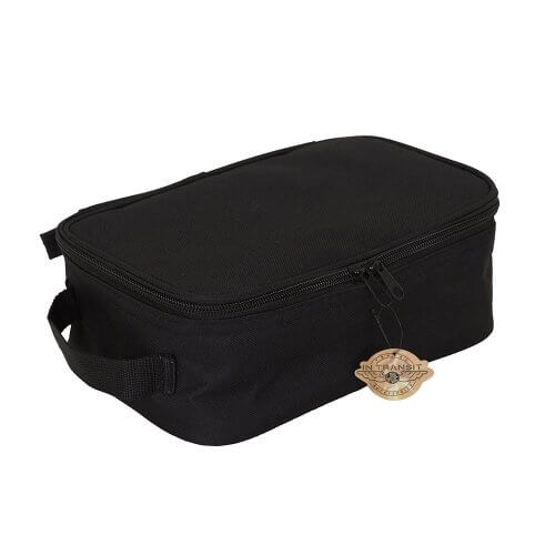 10. Household Essentials Grooming Toiletry Travel Bag