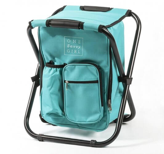 7. One Savvy Girl - Backpack Cooler