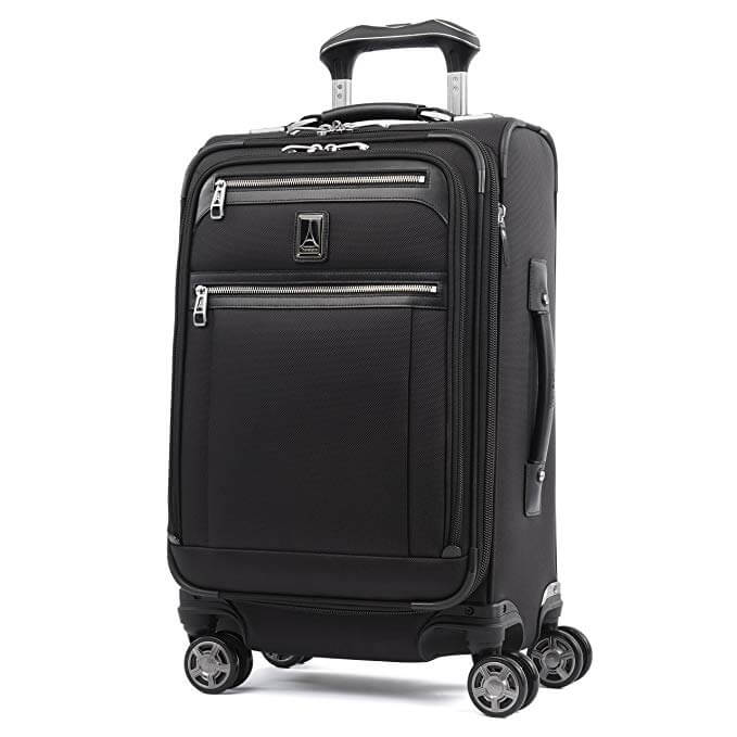 1. Best Overall: Travelpro - Platinum Elite 21