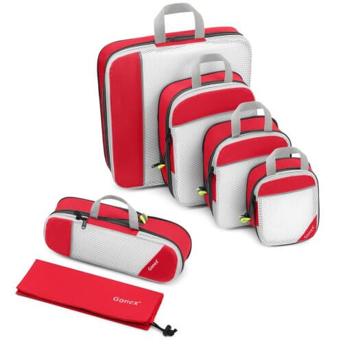 3. Gonex Compression Packing Cubes