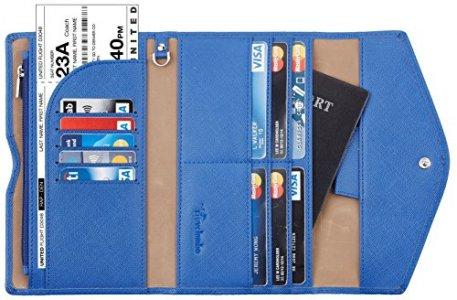 Travelambo RFID Passport Holder