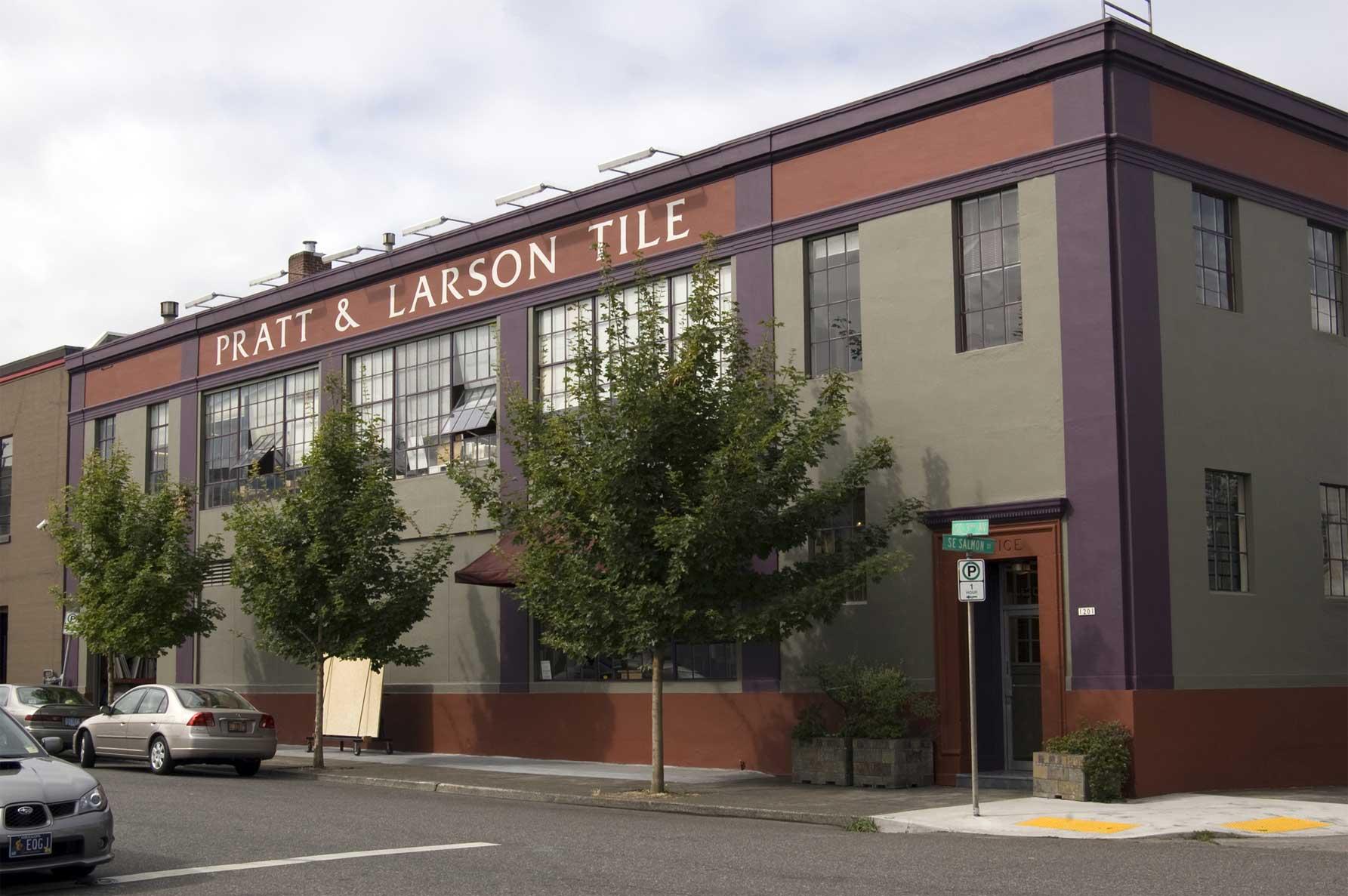 pratt larson tile and stone portland