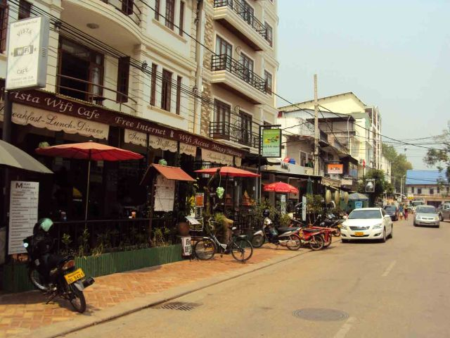 Restaurants in Vientiane