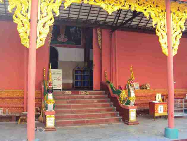Tempel in Jinghong