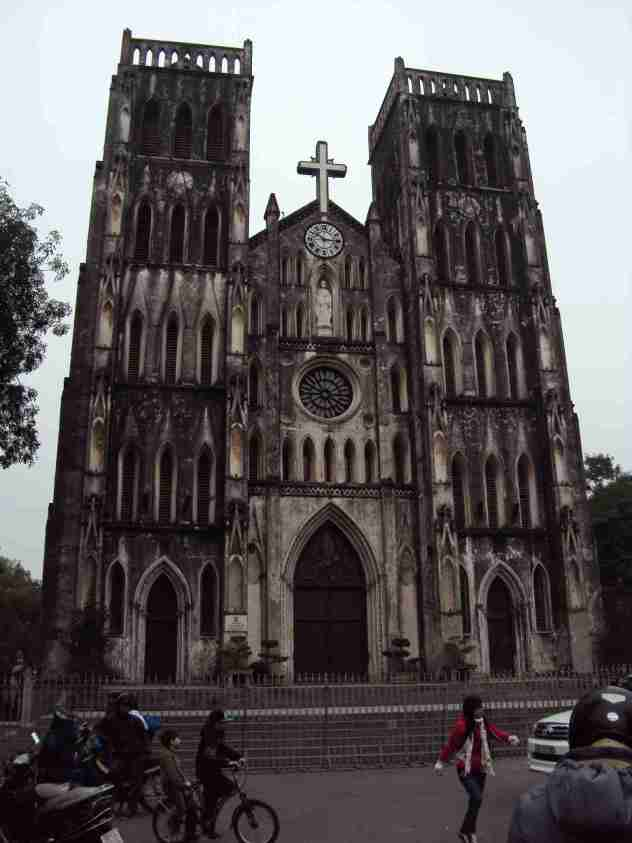katholische Kirche in Hanoi