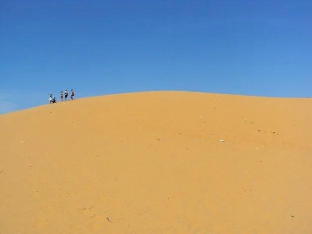 Sanddünen bei Mui Ne (Vietnam)