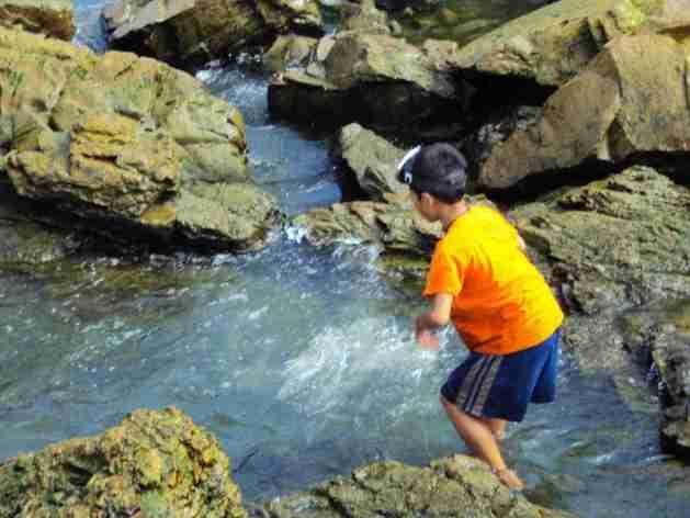 Fischen beim Khonepapheng