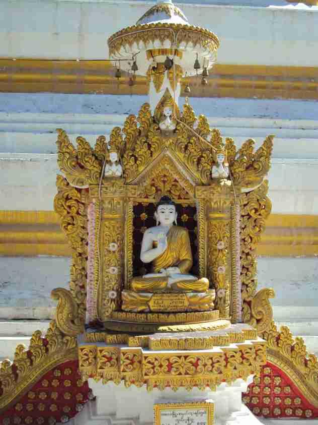 Buddhastatue in Kalaw