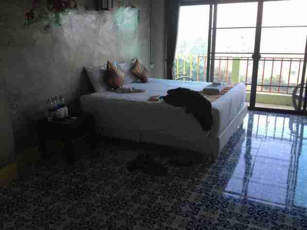 Zimmer in Mae Salong