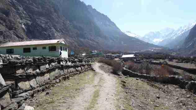 Langtang - in Richtung Kyanjin Gompa