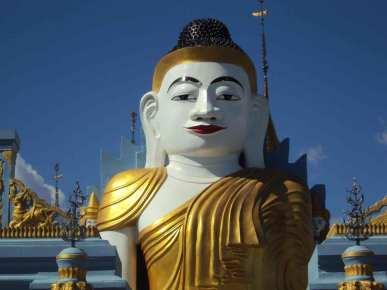 My Buddha in Burma