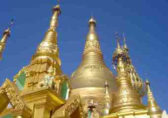 Die Myanmar Highlights
