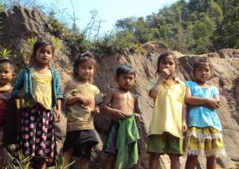 Laos – Mekong, Elefanten, Opium