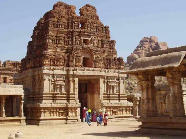 Es erinnert an Angkor Wat