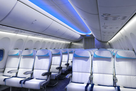 Kululas posh new Boeing  VTTH Test