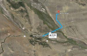 Hartsel Colorado Land