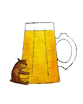 Michael Buchino - Beer Hug-8x10-thumb