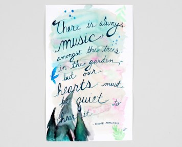 There is Always Music