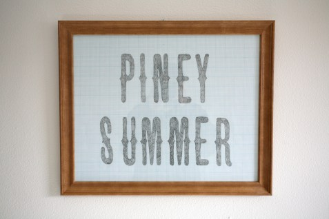 Piney Summer