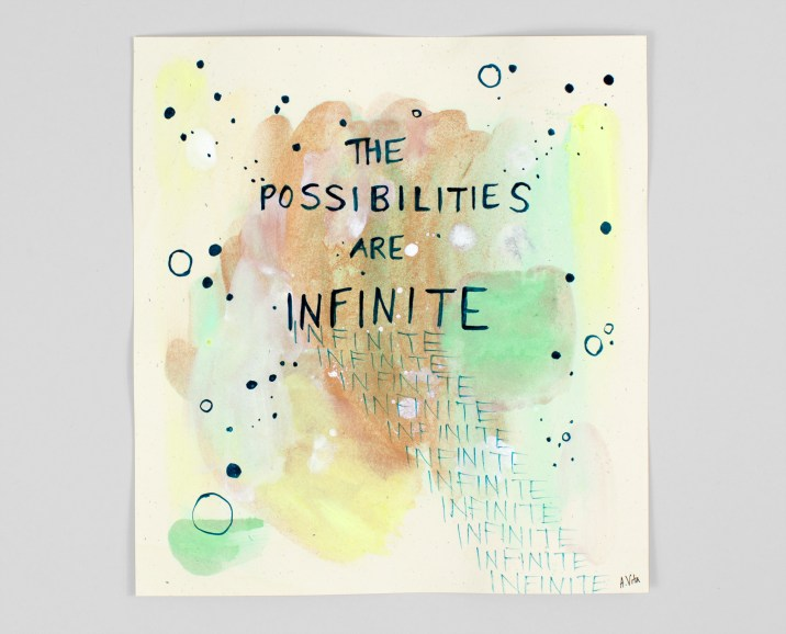 The Possibilities are Infinite