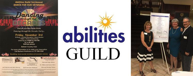 LPC Sponsors Abilities Guild Dance for our veterans