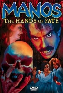 movie poster for Manos: The Hands of Fate