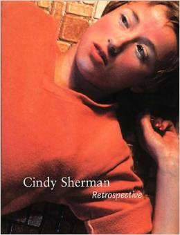 CindyShermanRetrospectiveBookCover