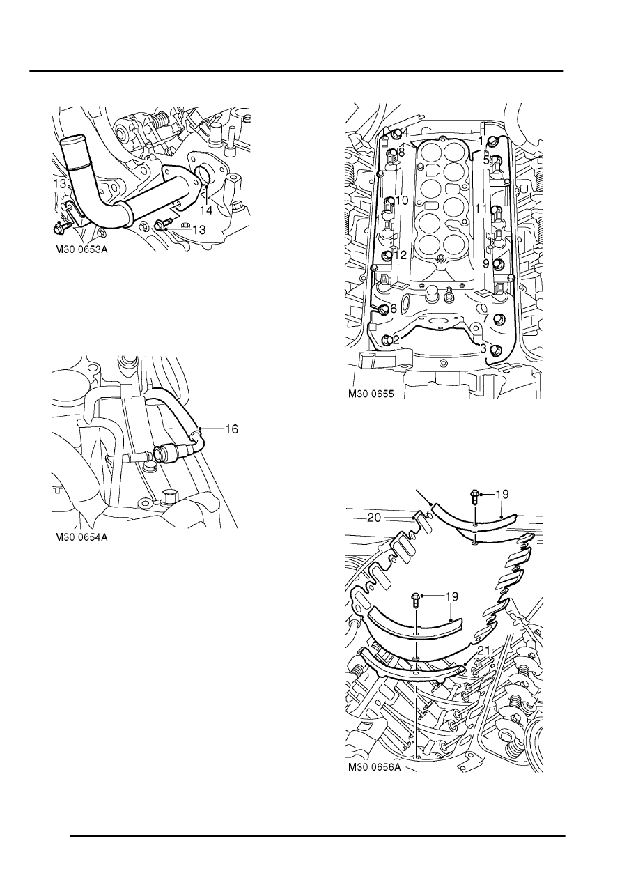 Land Rover Workshop Manuals > Discovery II > MANIFOLDS AND
