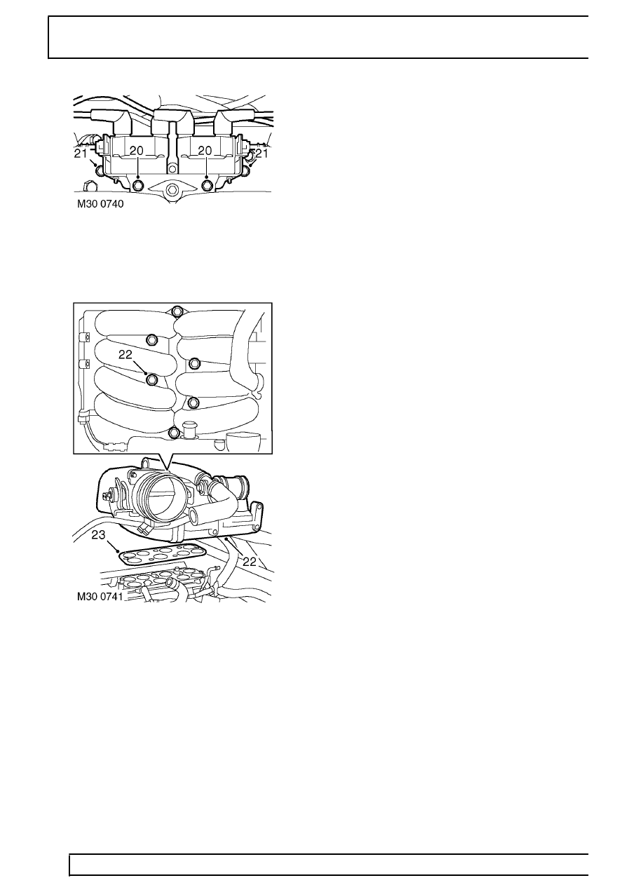 Land Rover Workshop Manuals > Range Rover P38 > 30