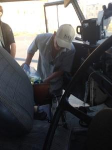 Fuel Problems in Uzbekistan in September and October