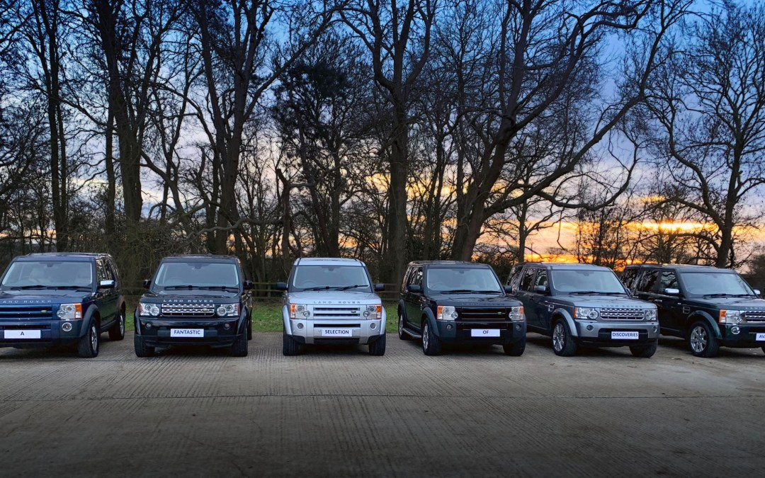 Welcome to The Land Rover Discovery Specialists