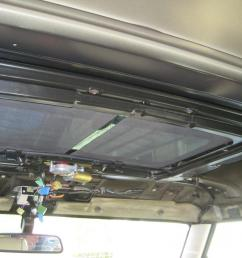 pics diagram of sunroof drains photo 2 jpg [ 1039 x 779 Pixel ]